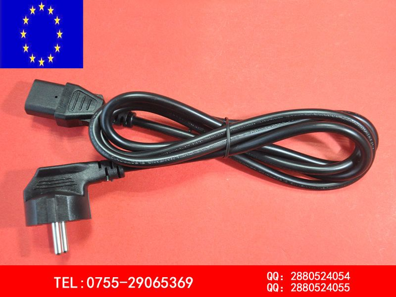 VDE Power cord